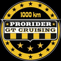 Prorider GT Cruising Logo